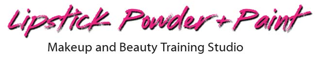 lipstick powder and paint makeup and beauty training courses