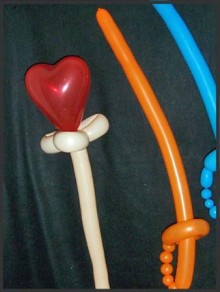 Balloon Modelling training Course in Southampton